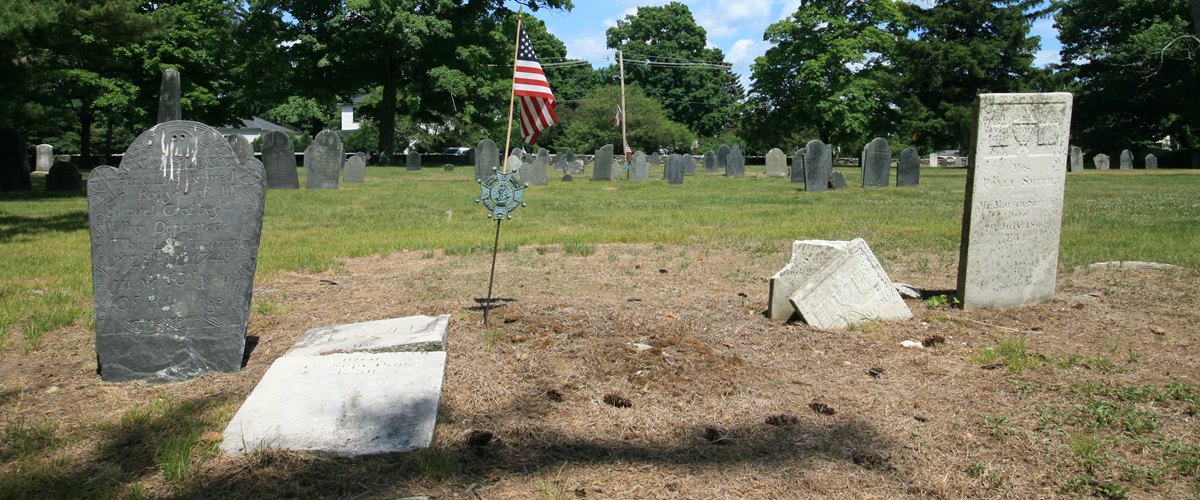 Restore our historic gravestones